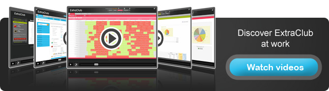 Watch the demo videos of ExtraClub, the sports club management software.